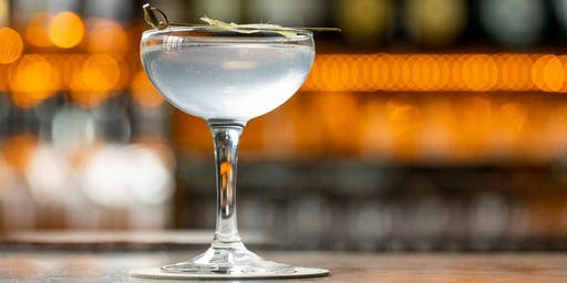 The Annual Martini Social 2019 : Wed Nov 27 @ Touch Supper Club - Thanksgiving Eve