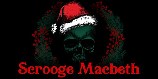 Scrooge Macbeth by David MacGregor