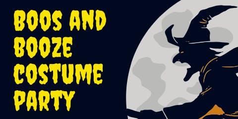 Boos & Booze Halloween Costume Party