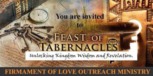 UNLOCKING KINGDOM WISDOM AND REVELATION