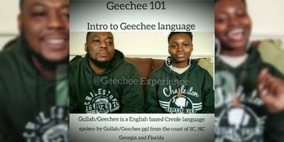 Geechee 101 Language Tour