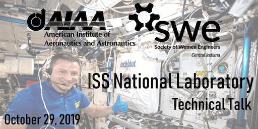 International Space Station (ISS) U.S. National Laboratory Technical Talk