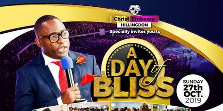A DAY of BLISS tickets