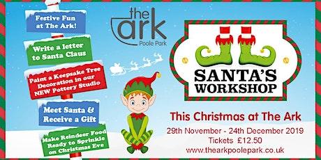 Santa`s Workshop  tickets