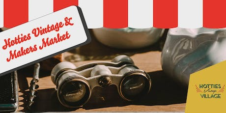 Hotties Vintage & Makers Market tickets