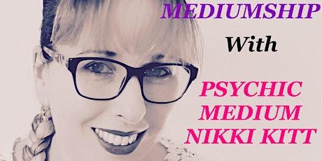 Evening of Mediumship with Nikki Kitt - Lyme Regis tickets