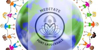 Mindful Mondays Kids Club at Meditate