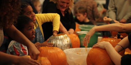 Pumpkin Carving for Kids tickets