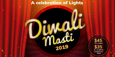Diwali Masti 2019 tickets
