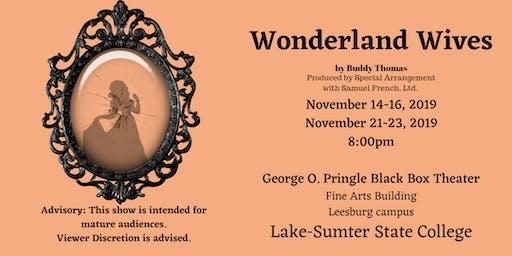 Wonderland Wives by Buddy Thomas