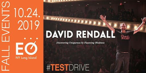 "Get Your Freak On with  David Rendall,   author of  ""The Freak Factor""."