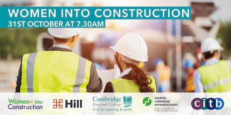 Women Into Construction Networking Event tickets