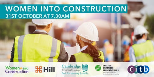 Women Into Construction Networking Event