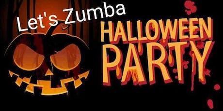 Zumba Halloween Dance Party! tickets