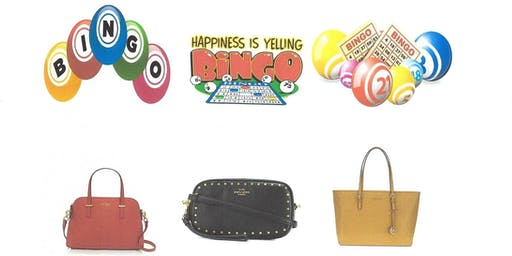 DESIGNER PURSE BINGO  COACH/KATE SPADE/MICHEAL KORS