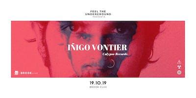 Iñigo Vontier [ Calypso Records ]