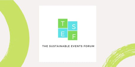 The Sustainable Events Forum tickets