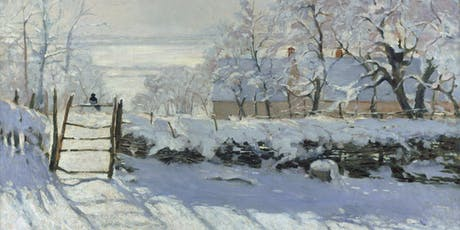 Painting the Winter Landscape Recreate Monet's The Magpie tickets