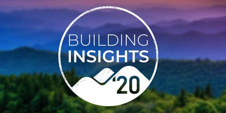 2020 Building Insights tickets