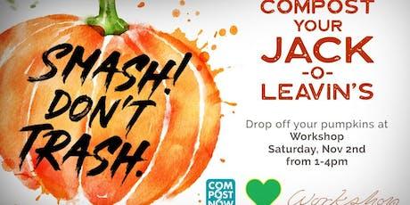 Charleston Smash Don't Trash 2019! tickets