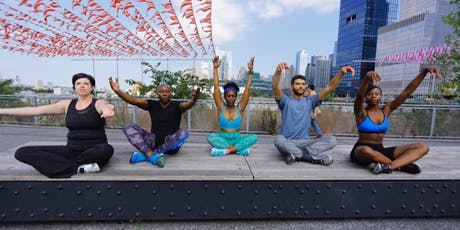 Yoga on The Water Front: Restorative with @jaspirituals! tickets