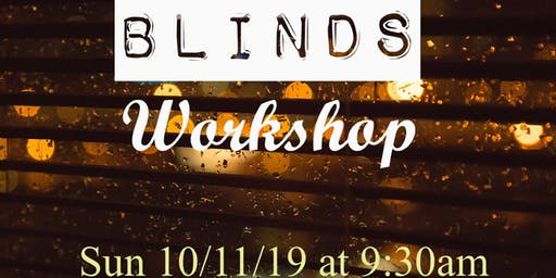 Blind Retrieve Workshop