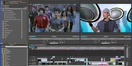 Adobe Premiere Pro Editing tickets
