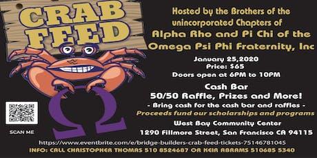 Bridge Builders Crab Feed tickets