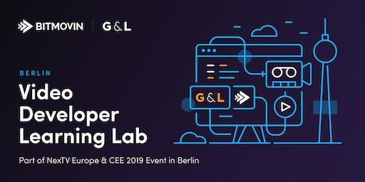 Video Developer Lab by Bitmovin and G&L