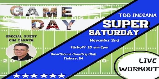 "TBB Indiana Super Saturday  ""GAME DAY"""