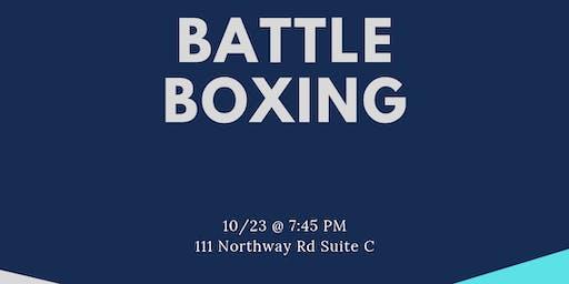 Battle Boxing Gym
