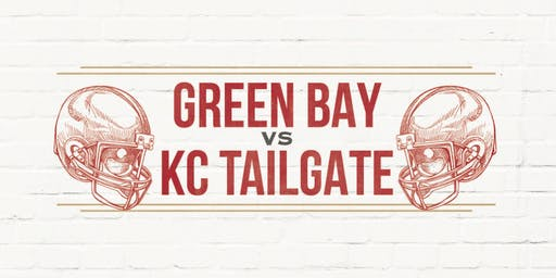 Green Bay tailgate party at KC!