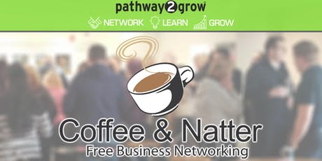 Bromsgrove Coffee & Natter - Free Business Networking Thurs 5th Dec 2019 tickets