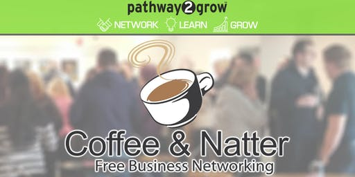 Bromsgrove Coffee & Natter - Free Business Networking - Thurs 5th Dec 2019