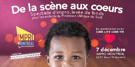De La Scène aux Coeurs| From Stage to Hearts billets