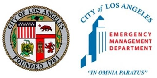 City of LA - G775/191 - EOC Management and Operations & EOC/ICS Interface
