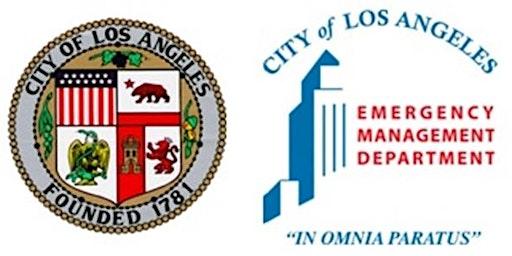 City of LA - G775/191 - EOC Management and Operations & EOC/ICS Interface