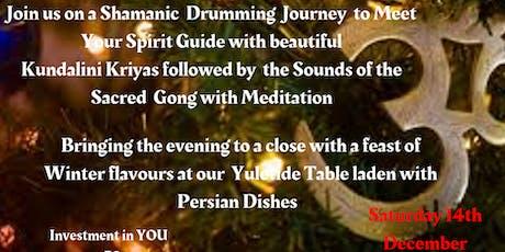 Kundalini Yoga and Shamanic Drumming Celebration tickets