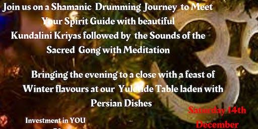 Kundalini Yoga and Shamanic Drumming Celebration
