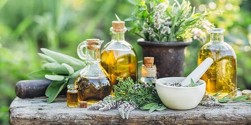 Gift of The Earth Essential Oils Health Expo 2019