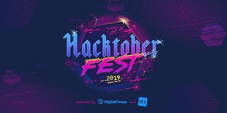 Hacktoberfest in H-FARM biglietti