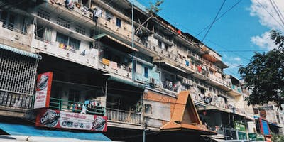 Southeast Asia Discussion Series: Land sharing in Thailand and Cambodia