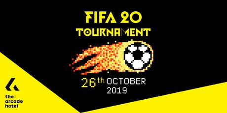 The Arcade Hotel FIFA 20 October tickets