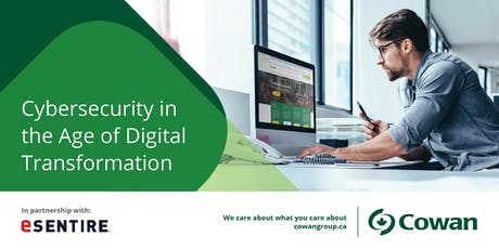 Cybersecurity in the Age of Digital Transformation tickets