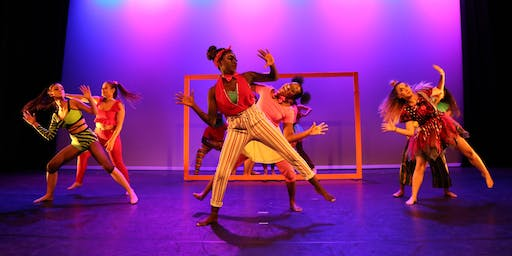 Young Dance Makers 2019 Tuesday Platform