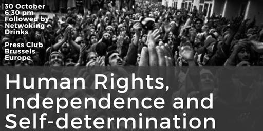 Human Rights, Independence, and Self-determination