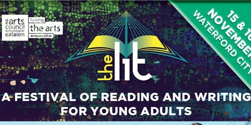 The LIT Presents - We Are The Poets & The LIT Open Mic (14-18) Yrs