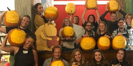 Pumpkin Carve n' Sip: Saturday October 26 tickets