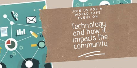 World Cafe Workshop - Technology and its impact in Cornwall tickets