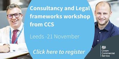 CCS Consultancy and Legal frameworks workshop - Leeds